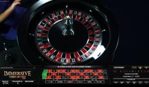 slow motion roulette