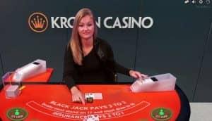 Steeds meer live casino croupiers gezocht