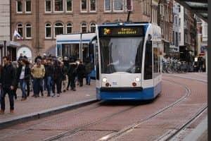 Holland Casino maakt roulette van tramhalte