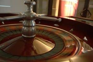onderdelen van een roulettewiel