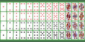 Speel roulette met kaarten met California Roulette