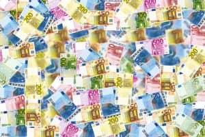 Man verliest in een jaar meer dan een miljard euro!