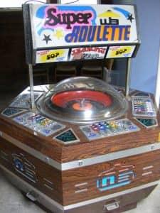 Voordelen roulette machines vs. roulette tafels