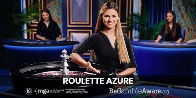roulette-spelen.nl release pragmatic play live roulette azure